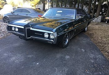 1969 Pontiac Parisienne for sale 100984488