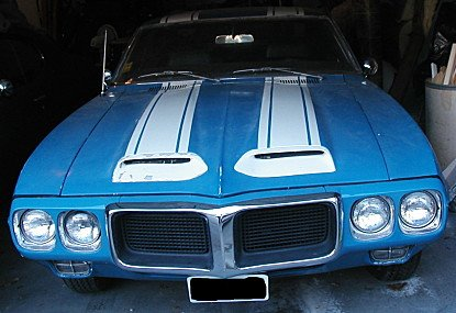 1969 Pontiac Trans Am for sale 100758670