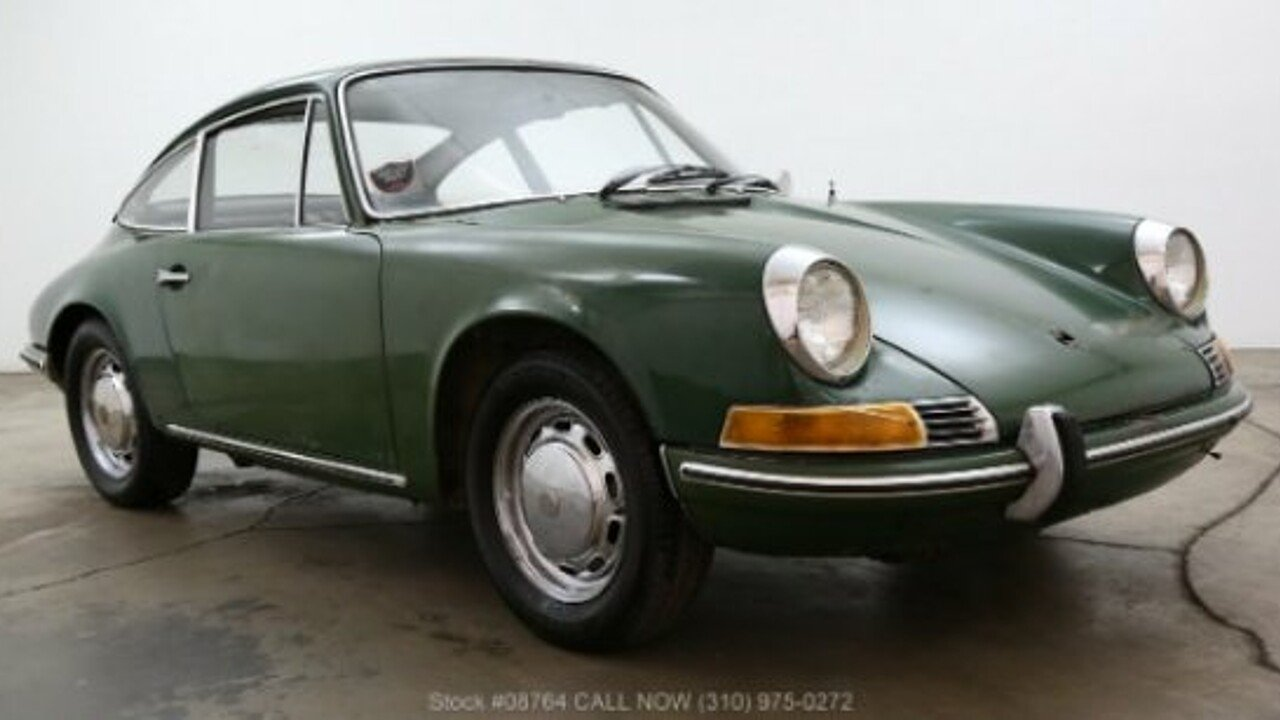 1969 Porsche 912 for sale near Los Angeles, California 90063 ...