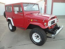 1969 Toyota Land Cruiser for sale 100749412