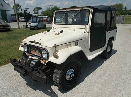 1969 Toyota Land Cruiser for sale 100770167