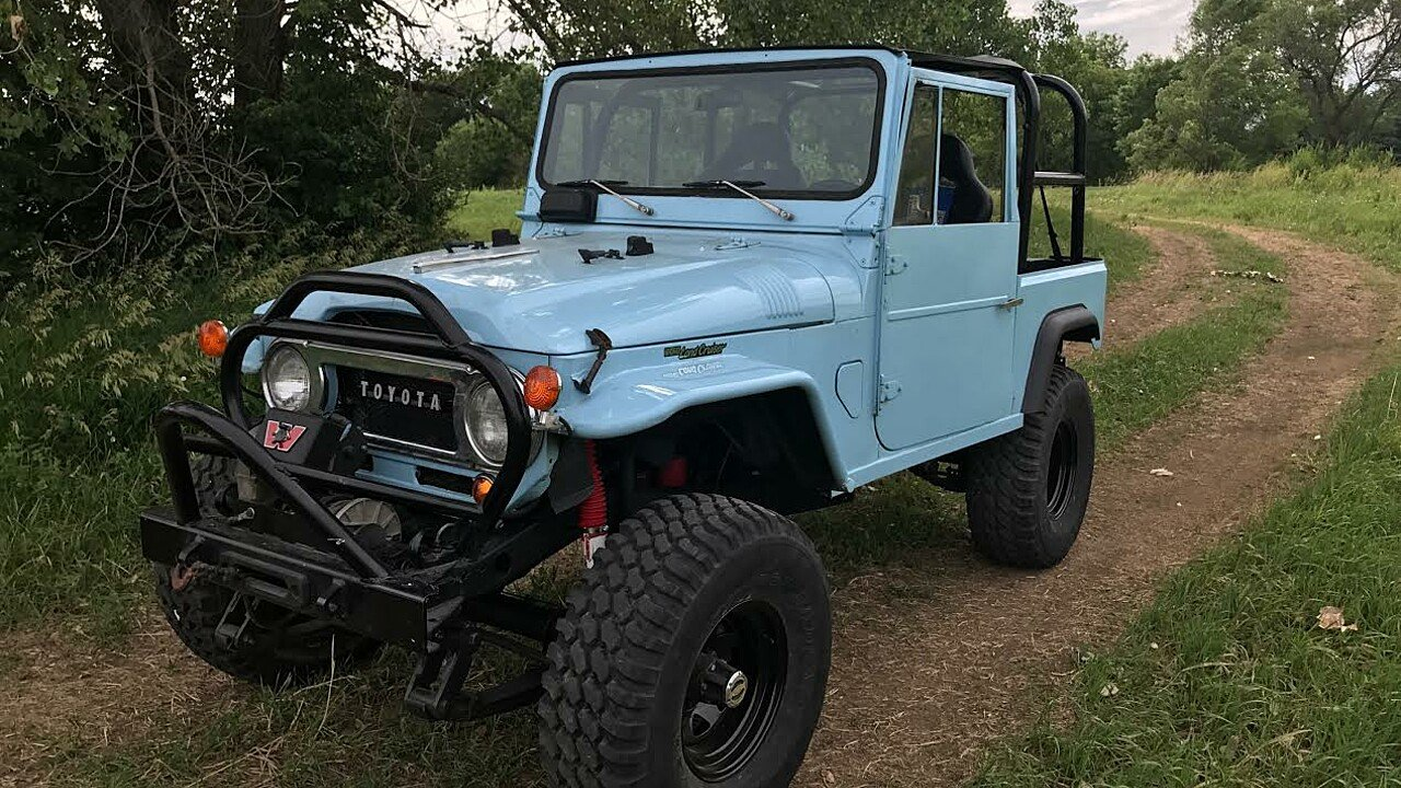 1969 Toyota Land Cruiser for sale 100889700