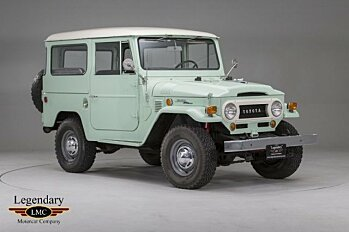 1969 Toyota Land Cruiser for sale 100988220