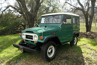 1969 Toyota Land Cruiser for sale 100861919
