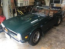 1969 Triumph TR6 for sale 100825618