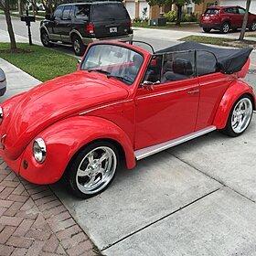 1969 Volkswagen Beetle for sale 100761278