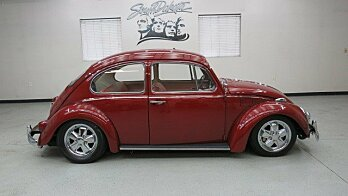 1969 Volkswagen Beetle for sale 100019901