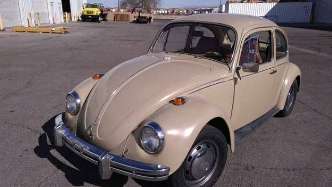 1969 Volkswagen Beetle for sale 100973777