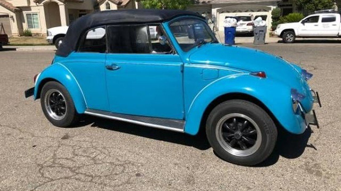 1969 Volkswagen Beetle for sale 101039154