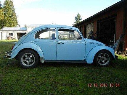 1969 volkswagen beetle classics for sale classics on autotrader. Black Bedroom Furniture Sets. Home Design Ideas