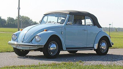 1969 Volkswagen Beetle for sale 100888552
