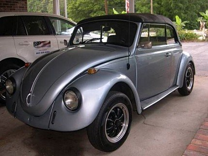 1969 Volkswagen Beetle for sale 100961601