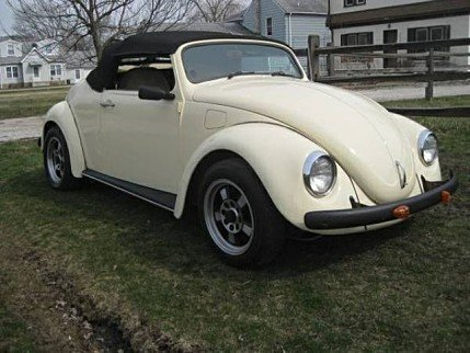 1969 Volkswagen Beetle for sale 100982051