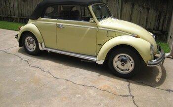 1969 Volkswagen Beetle Convertible for sale 100989147