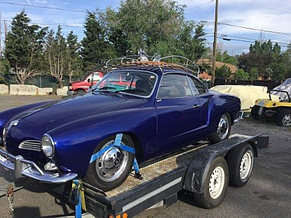 1969 Volkswagen Karmann-Ghia for sale 100769715