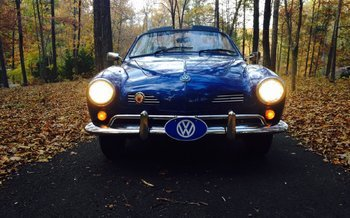 1969 Volkswagen Karmann-Ghia for sale 100812236
