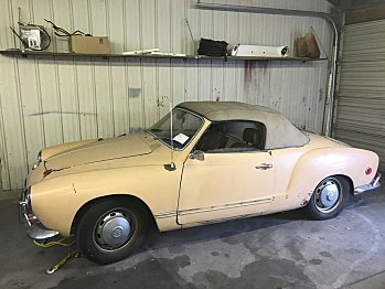 1969 Volkswagen Karmann-Ghia for sale 100892012