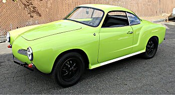 1969 Volkswagen Karmann-Ghia for sale 100839986