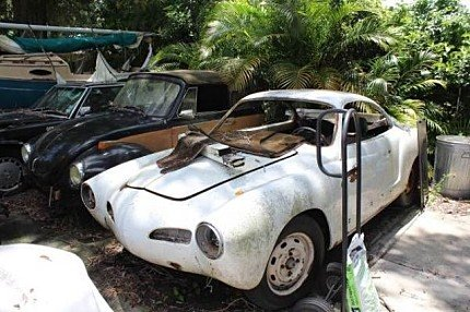 Volkswagen KarmannGhia Classics for Sale  Classics on Autotrader