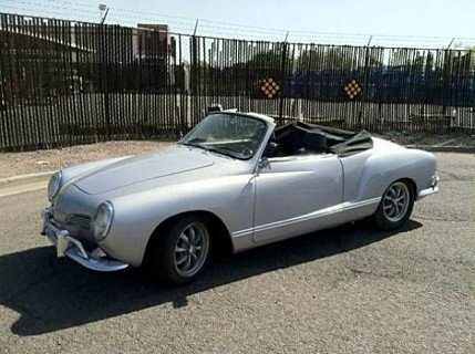 1969 Volkswagen Karmann-Ghia for sale 100825584