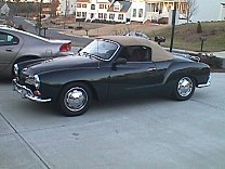 1969 Volkswagen Karmann-Ghia for sale 101000639