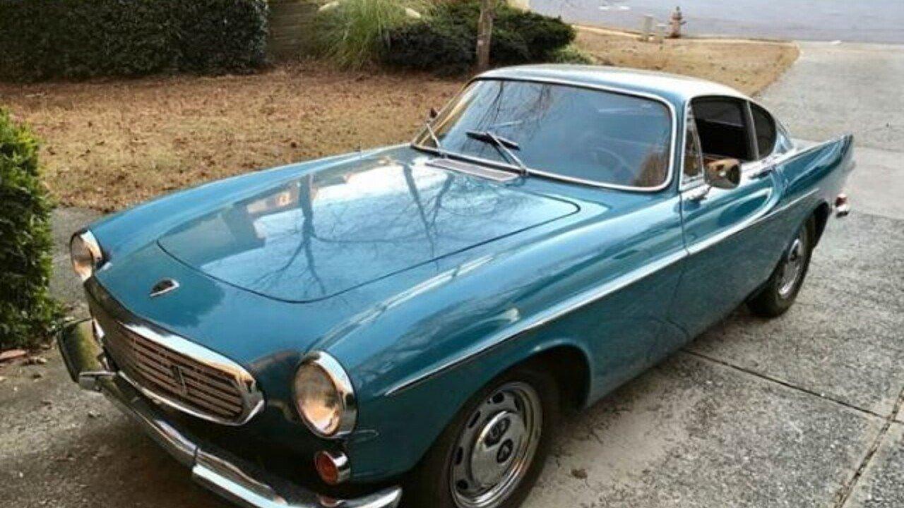 1969 volvo p1800 for sale 100860362