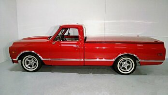 1969 chevrolet C/K Truck for sale 100965781