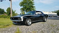 1969 chevrolet Camaro RS for sale 101008187