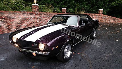 1969 chevrolet Camaro for sale 101043650