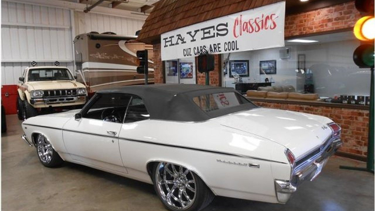 1969 chevrolet Chevelle for sale 100970625