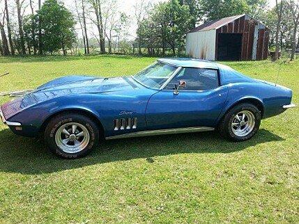 1969 chevrolet Corvette for sale 100988087
