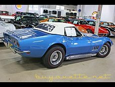 1969 chevrolet Corvette for sale 101028456