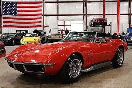 1969 chevrolet Corvette for sale 101031791