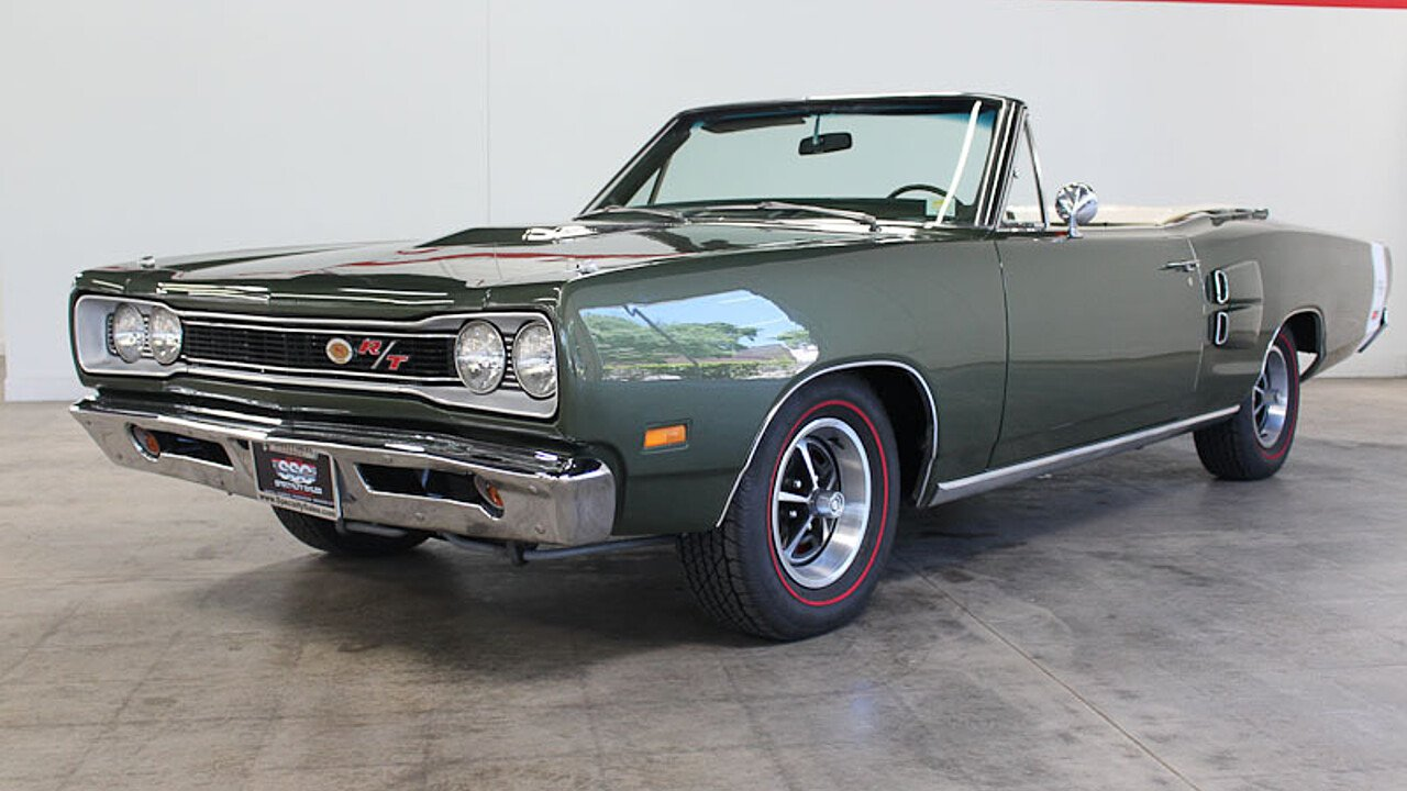 1969 dodge Coronet for sale 100880836