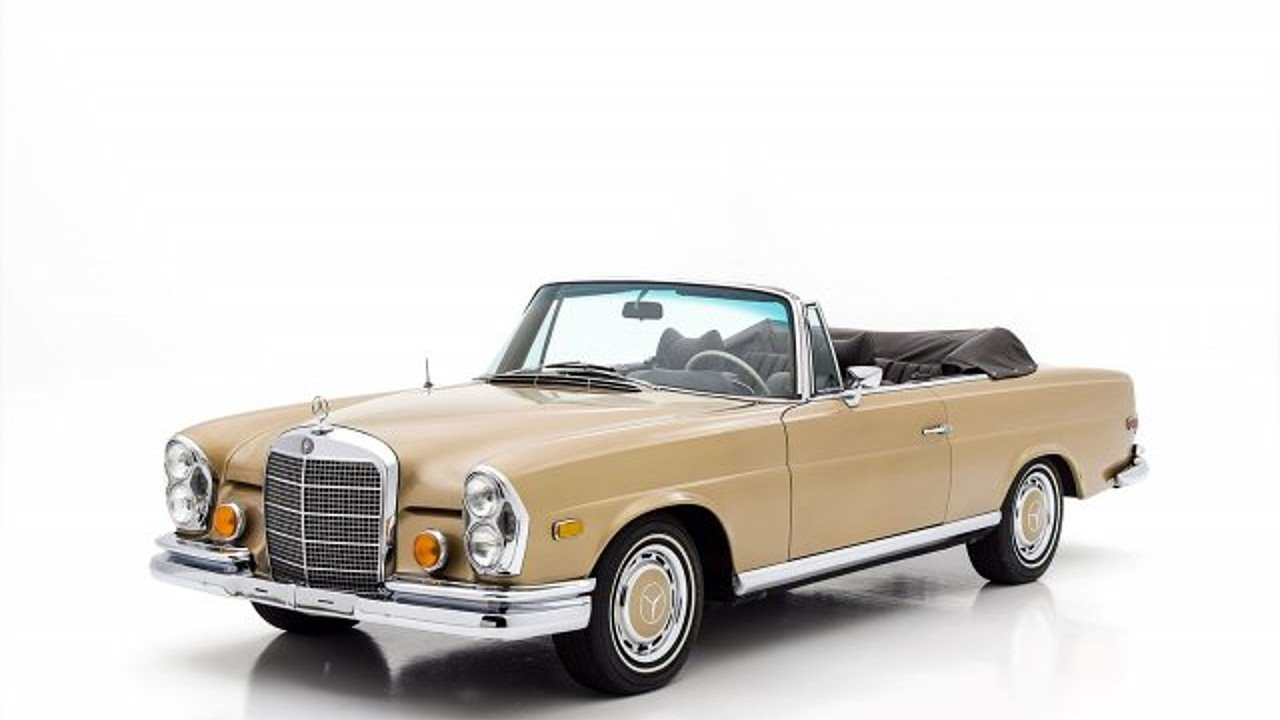 1969 mercedes-benz 280SE for sale 101004227