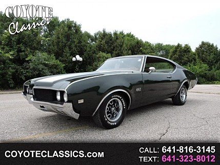 1969 oldsmobile 442 for sale 101012699