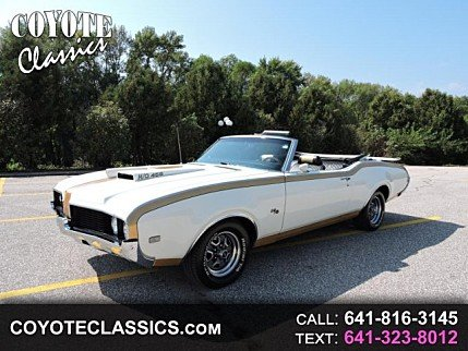 1969 oldsmobile Cutlass for sale 101031099