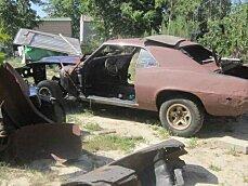 1969 pontiac Firebird for sale 100832087