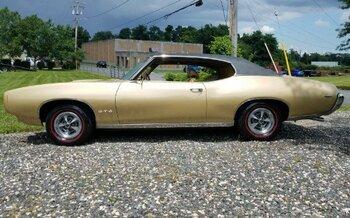 1969 pontiac GTO for sale 100999711