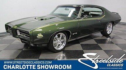 1969 pontiac GTO for sale 101008531