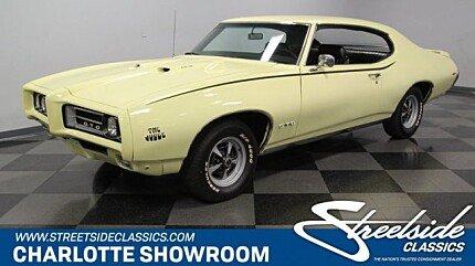 1969 pontiac GTO for sale 101009494