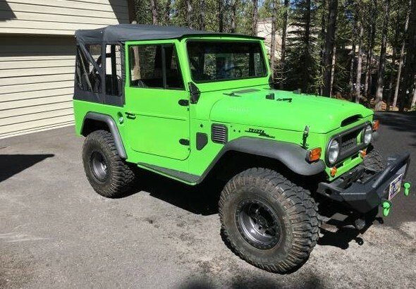 1969 Toyota Land Cruiser For Sale 100975322