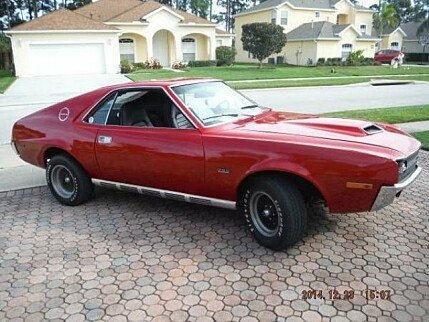 1970 AMC AMX for sale 100809210