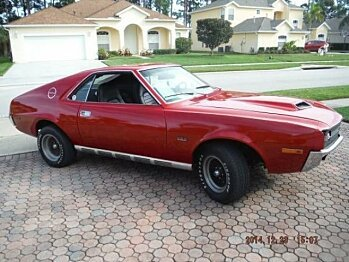 1970 AMC AMX for sale 100825114
