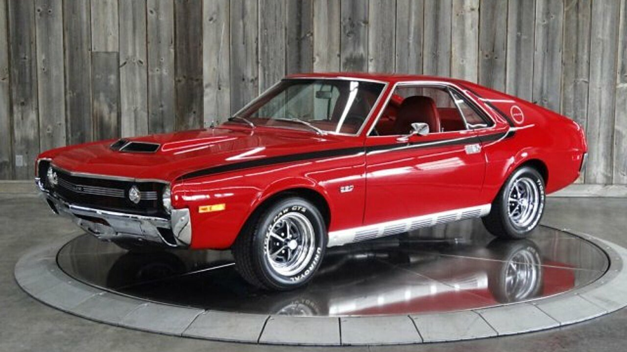 1970 AMC AMX for sale 100968404
