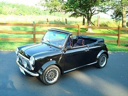 austin mini classics for sale classics on autotrader. Black Bedroom Furniture Sets. Home Design Ideas