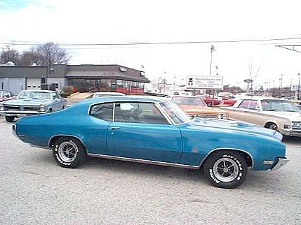 1970 Buick Gran Sport for sale 100780928