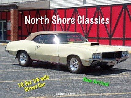 1970 Buick Gran Sport for sale 100840601