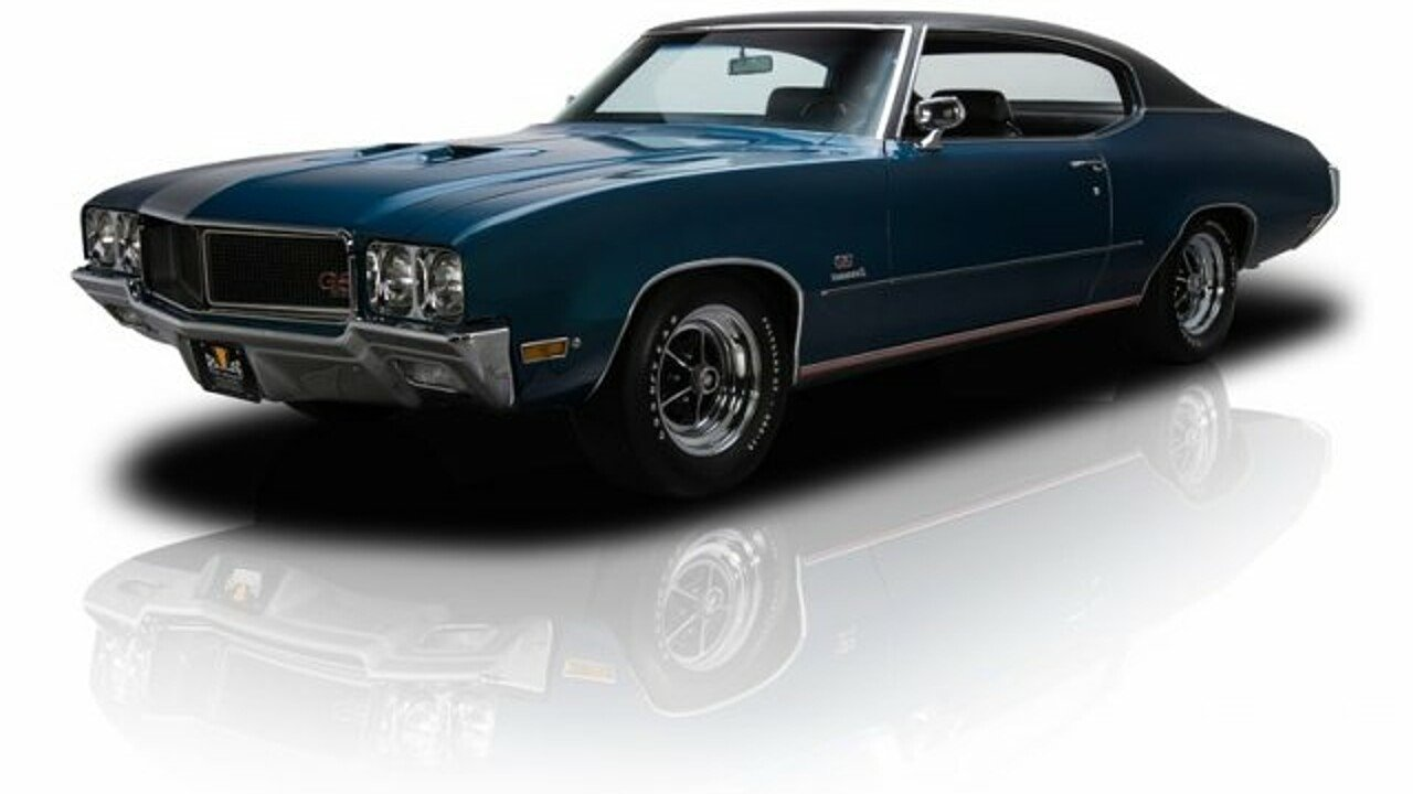 1970 Buick Gran Sport for sale 100786630
