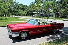 1970 Cadillac De Ville for sale 100772637